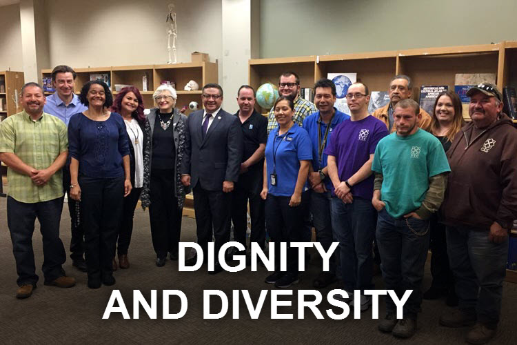Dignity and Diversity