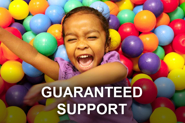Guaranteed Support