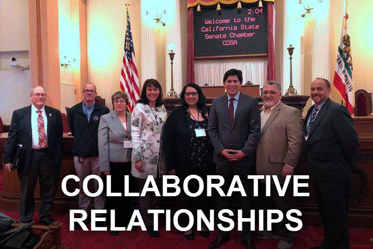 Collaborative Relationships